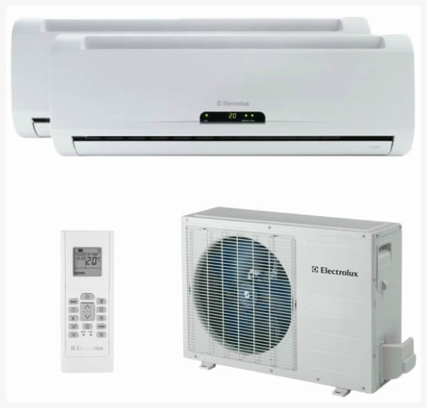 Ar Condicionado Multi Split Electrolux Hi Wall 18000 BTUs Frio