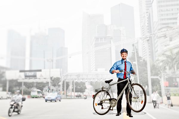 7 Dicas de segurança para o ciclista urbano