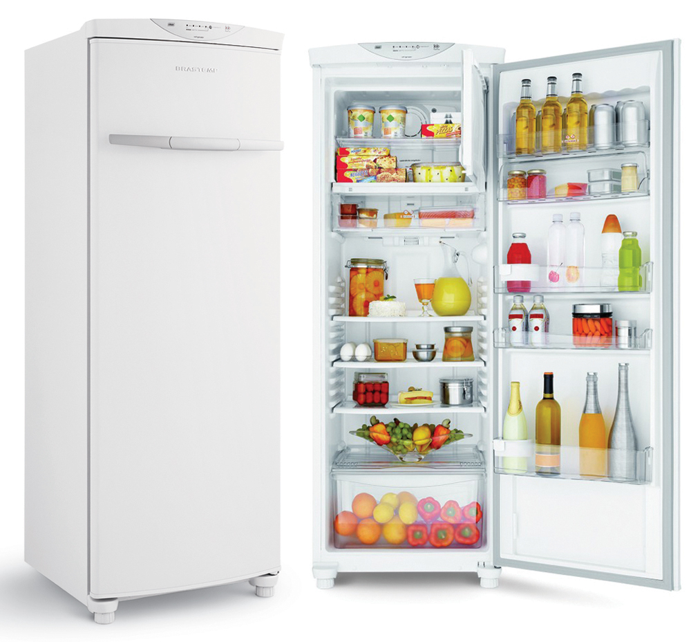 Refrigerador Brastemp Clean Frost Free Branco 342L - Blog WebContinental
