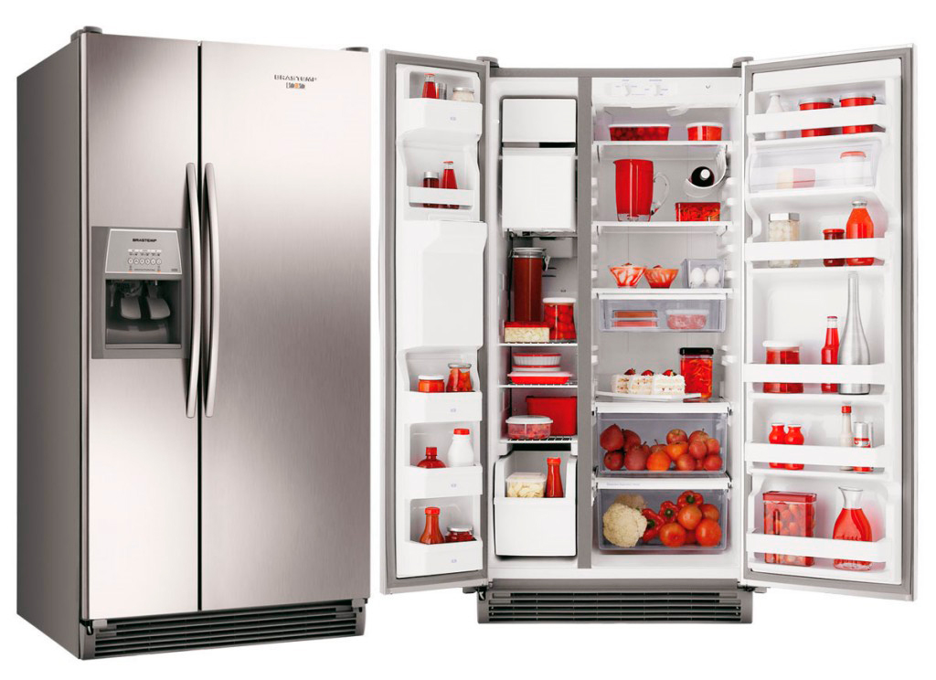Refrigerador Brastemp Side by Side - Blog WebContinental
