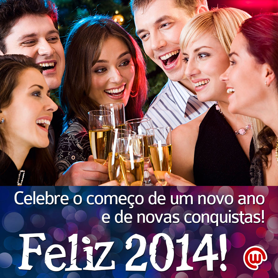 Feliz Ano Novo! Blog WebContinental