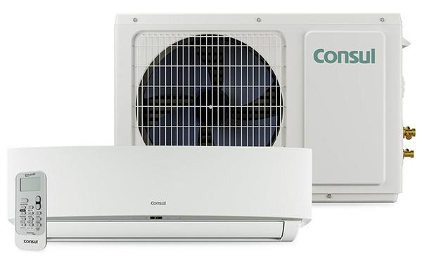 Consul Bem Estar 9000 BTUs, O melhor Ar Condicionado Split da categoria - WebContinental