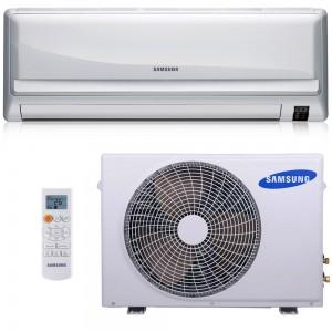 Ar-condicionado quente e frio