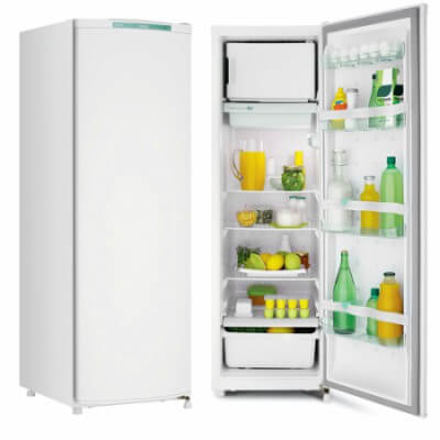 Geladeira Consul – 1 Porta – Degelo Manual – Branco – 239L