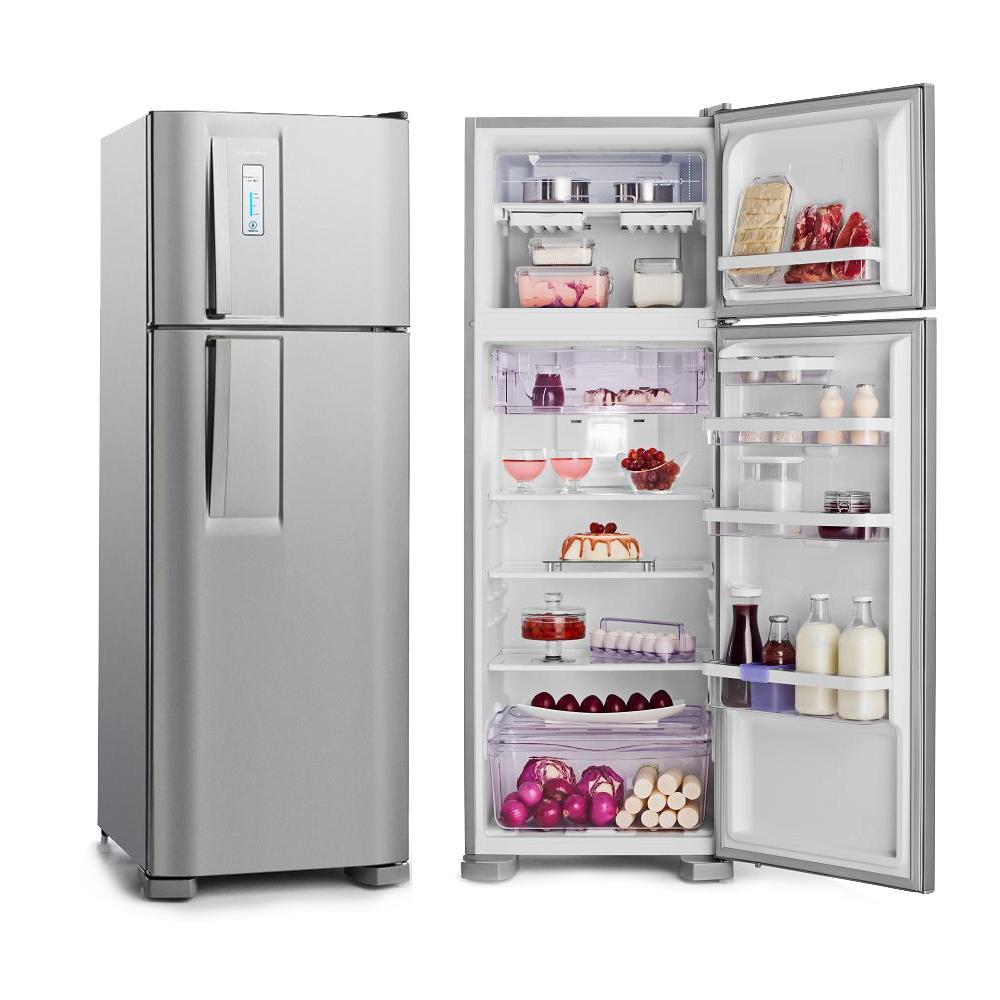 refrigerador duplex brastemp frost free