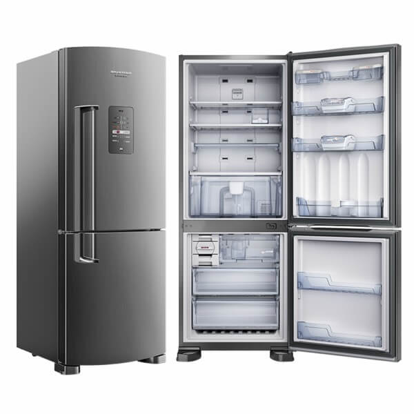 geladeira brastemp duplex frost free