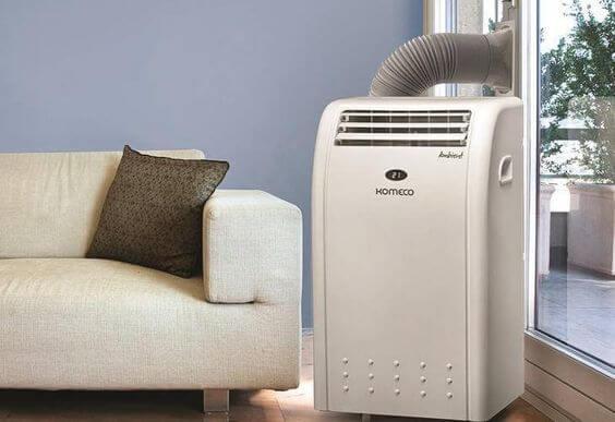 ar condicionado portátil para apartamento