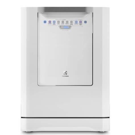 Lava-Loucas Electrolux 14 Servicos Branco LI14B