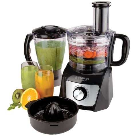 Multiprocessador de Alimentos Cadence Full For You 220V