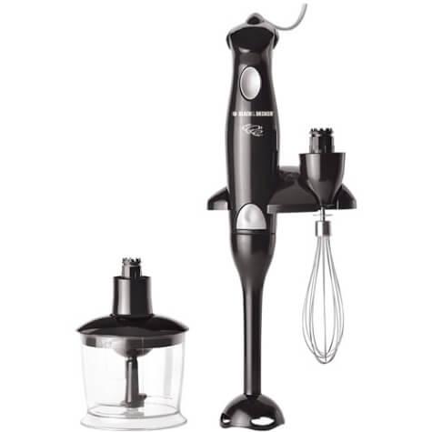 Mixer de Alimentos Black-& Decker SB60 Preto