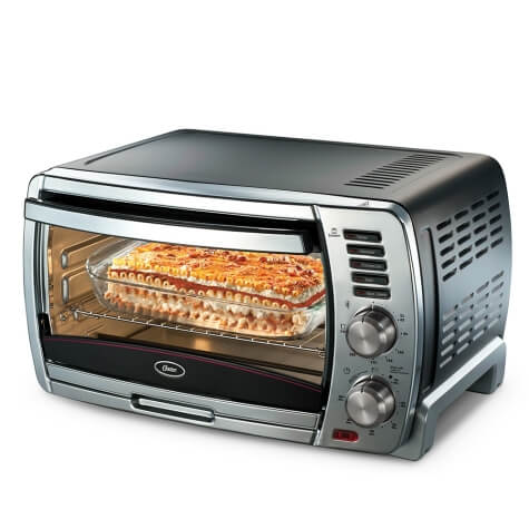Forno Elétrico Convection Chrome 25L - Oster