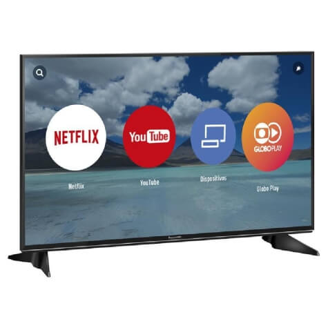 TV Panasonic 49 Polegadas - Ultra HD 4K